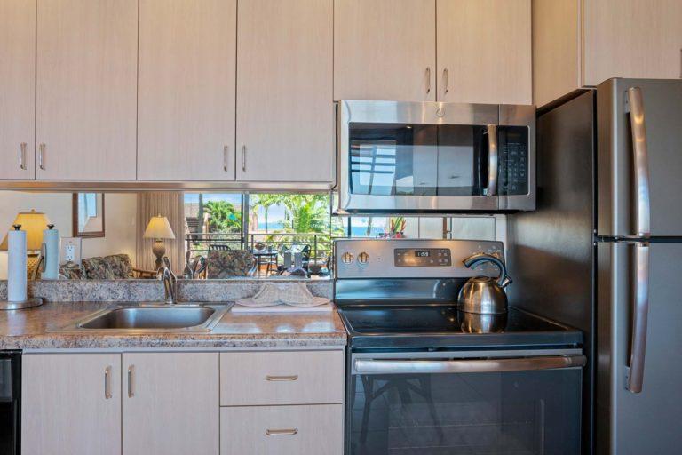 Photo of Kitchen. Room 316